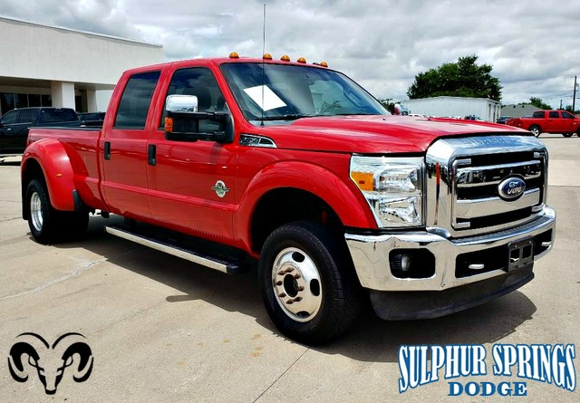 Pre-Owned 2011 Ford Super Duty F-350 DRW XLT