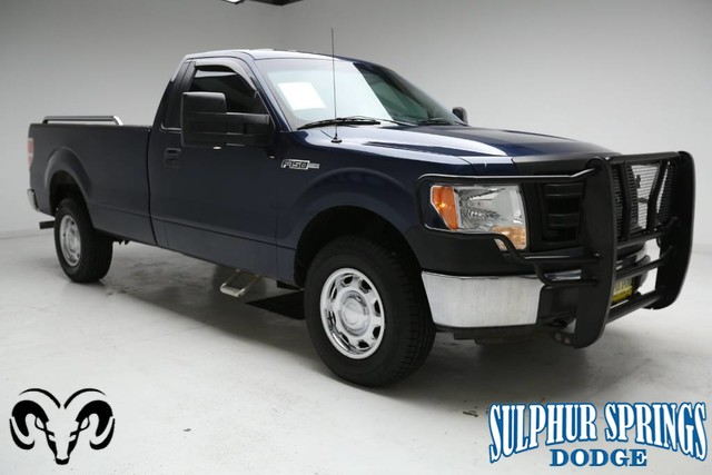 Pre-Owned 2014 Ford F-150 XL w/HD Payload Pkg