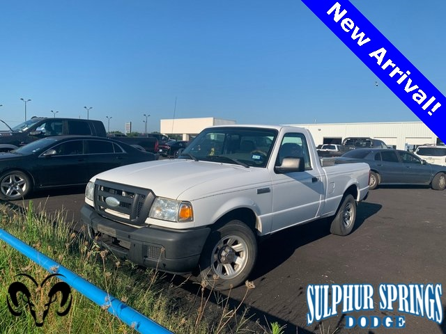 Pre-Owned 2007 Ford Ranger XL