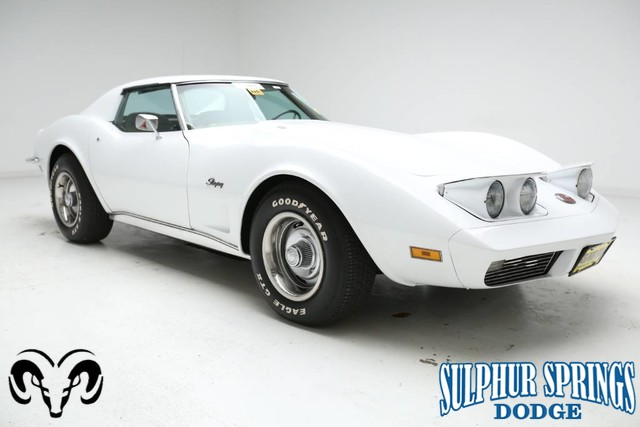 Pre-Owned 1973 Chevrolet CORVETTE