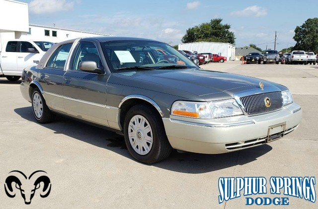 Pre-Owned 2004 Mercury Grand Marquis GS