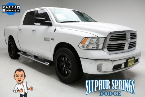 Certified Pre-Owned 2017 Ram 1500 Lone Star
