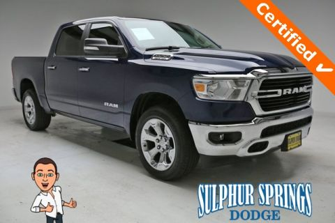 Certified Pre-Owned 2019 Ram 1500 Lone Star