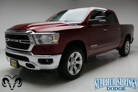 New 2019 RAM All-New 1500 Lone Star 4X4