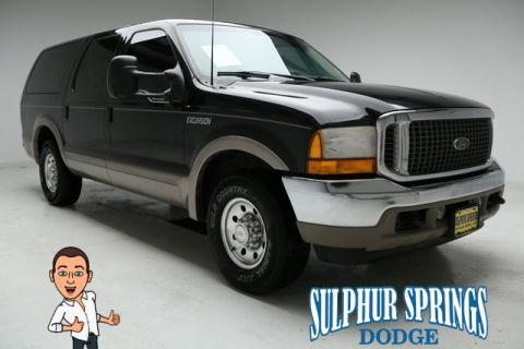 Pre-Owned 2001 Ford Excursion Limited