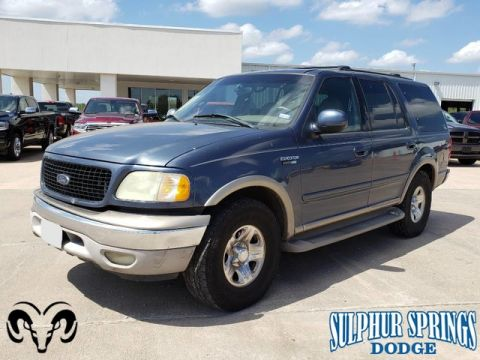 Pre-Owned 2002 Ford Expedition Eddie Bauer
