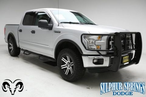 Pre-Owned 2015 Ford F-150 XLT Texas Edition