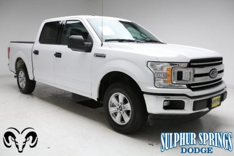 Pre-Owned 2018 Ford F-150 XLT Texas Edition