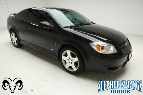 Pre-Owned 2007 Chevrolet Cobalt SS