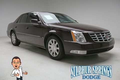 Pre-Owned 2009 Cadillac DTS 1SC