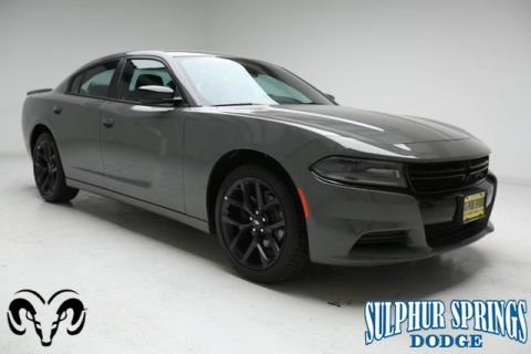 New 2019 DODGE Charger SXT Plus