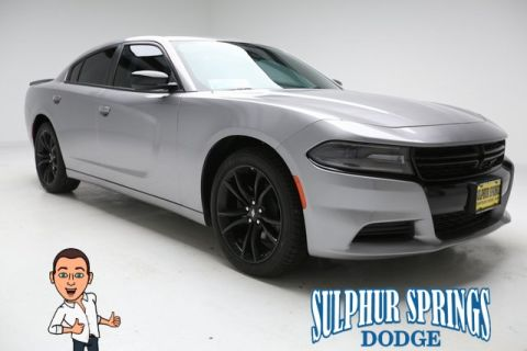 New 2018 DODGE Charger SXT Blacktop
