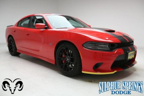 New 2019 DODGE Charger Scat Pack Plus
