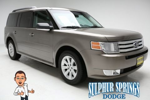 Pre-Owned 2012 Ford Flex SE