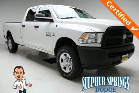 Certified Pre-Owned 2013 Ram 2500 Tradesman