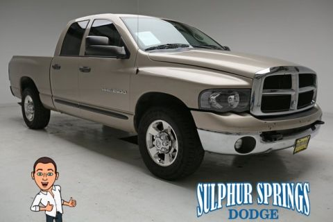 Pre-Owned 2005 Dodge Ram 2500 Lone Star