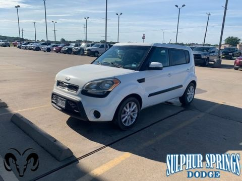 Pre-Owned 2013 Kia Soul Plus