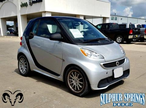Pre-Owned 2014 smart fortwo Passion