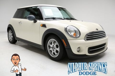 Pre-Owned 2012 MINI Cooper Base