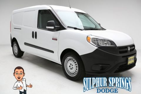 New 2018 Ram Promaster City Tradesman Cargo Van
